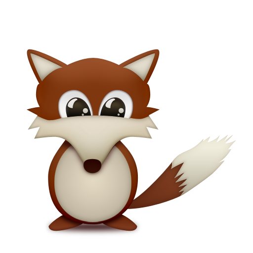 Cute Fox Icons Images