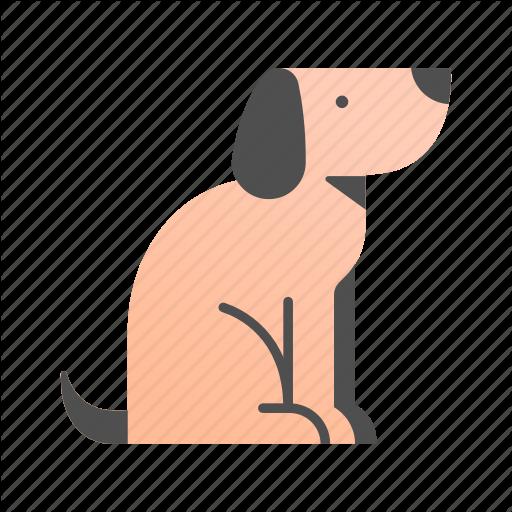 Cute, Dog, Friend, Labrador, Pet, Petting, Puppy Icon