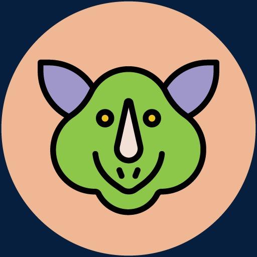 Cute Animal Element Icon, Cute Clipart, Animal Clipart, Cute