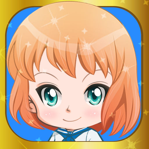 Cute Anime Girl Creator Dress Up