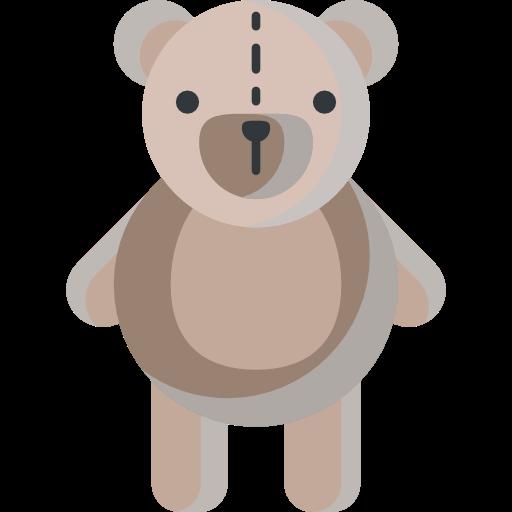 Animal, Puppet, Animals, Childhood, Fluffy, Children, Teddy Bear Icon