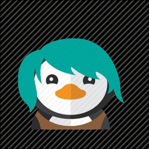 Avatar, Bird, Cold, Ice, Pinguin, Polar, Snow Icon