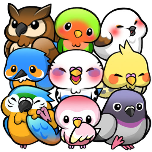 Birdlife Cute Bird Game
