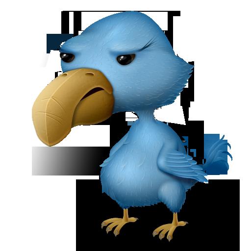 Icons Social Media Bird