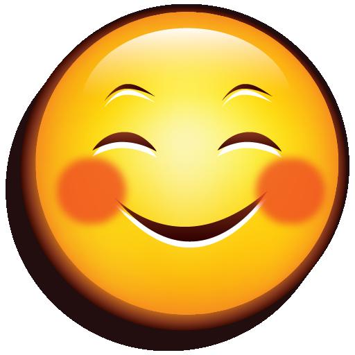 Emoji Cute Icon Emoji Iconset Designbolts