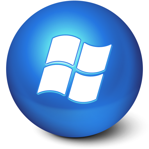 Cute Ball Windows Icon I Like Buttons Iconset