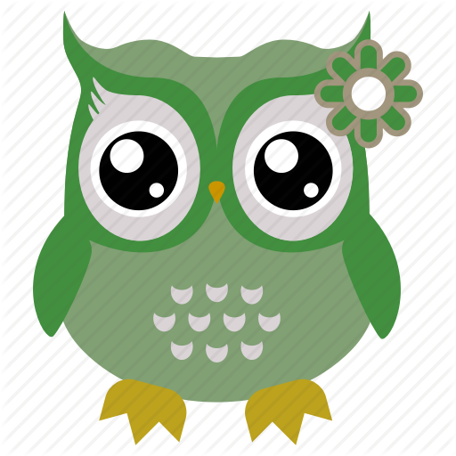 Animal, Bird, Funny Owl, Owl Icon