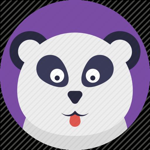 Animal, Cute Animal, Giant Panda, Panda, Panda Bear Icon