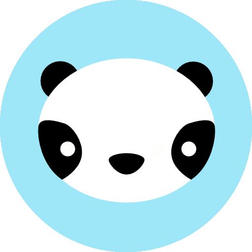 Wildlife, Zoo, Panda, Animals, Animal Kingdom Icon