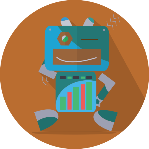 Technology, Android, Mascot, Space, Robotic, Robot Expression