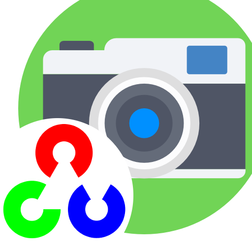 Quick Camera Cv App Android Icon