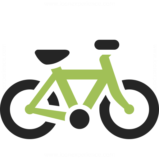 Bicycle Icon Iconexperience
