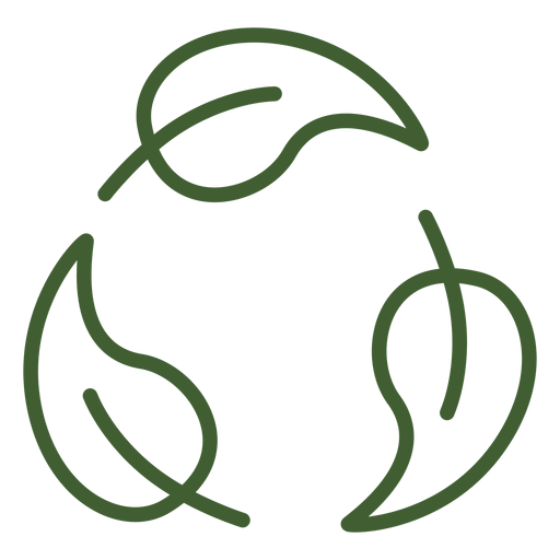 Leaves Cycle Icon