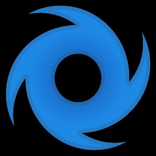 Cyclone Icon Noto Emoji Travel Places Iconset Google