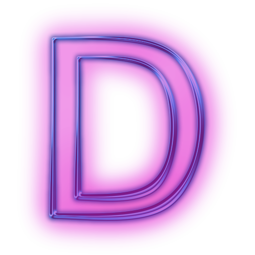 Letter D Icons No Attribution