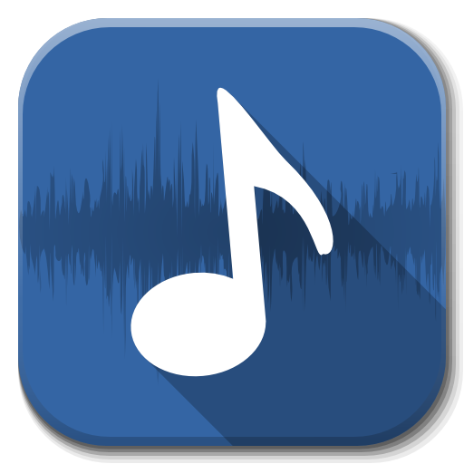Apps Player Audio D Icon Flatwoken Iconset Alecive