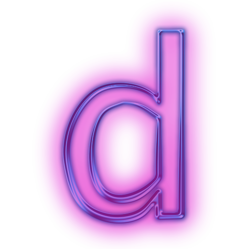 The Letter D D Is For Dawn Lettering, Letter D, Letter Icon