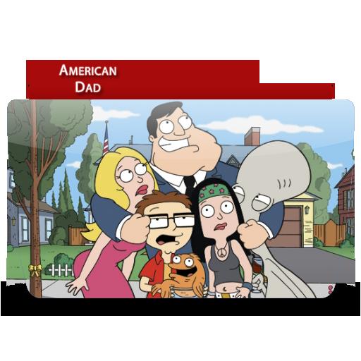 American Dad Icon