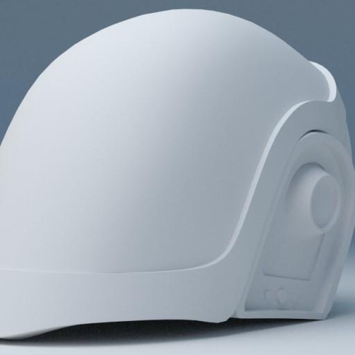 Daft Punk Helmet Blend Swap
