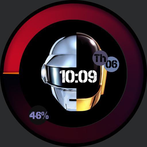 Daft Punk For G Watch R
