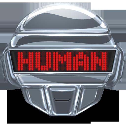 Thomas Human Icon Daft Punk Super Iconset Svengraph