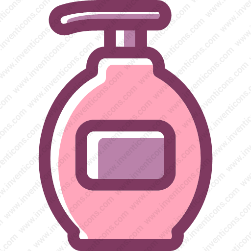 Download Fashion,beauty,salon,shower,gel,daily Icon Inventicons