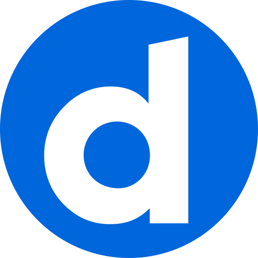 Circle, Daily Motion, Dailymotion, Logo, Media, Network, Social Icon