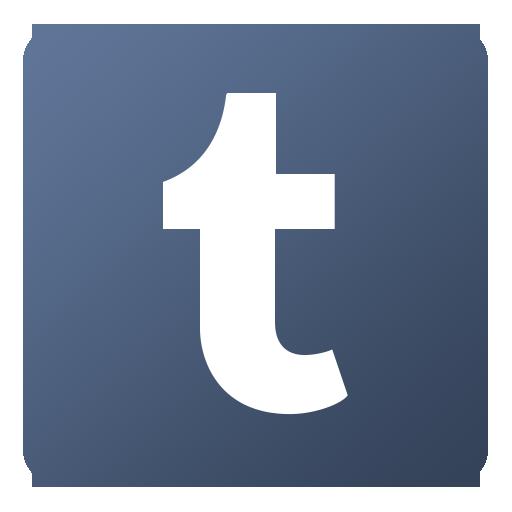 Tumblr Icon Flat Gradient Social Iconset Limav