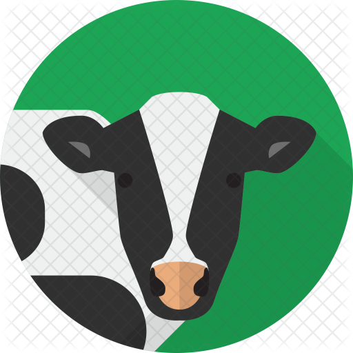Cow Icon Transparent Png Clipart Free Download