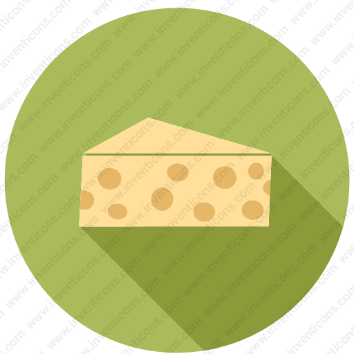 Download Cheese,food,cheddar,snack,dairy Icon Inventicons