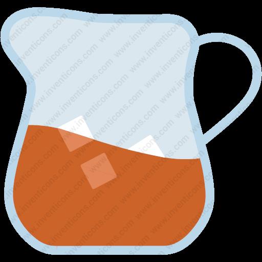 Download Dairy,drink,jug,milk,milk Jug,water Jug Icon Inventicons