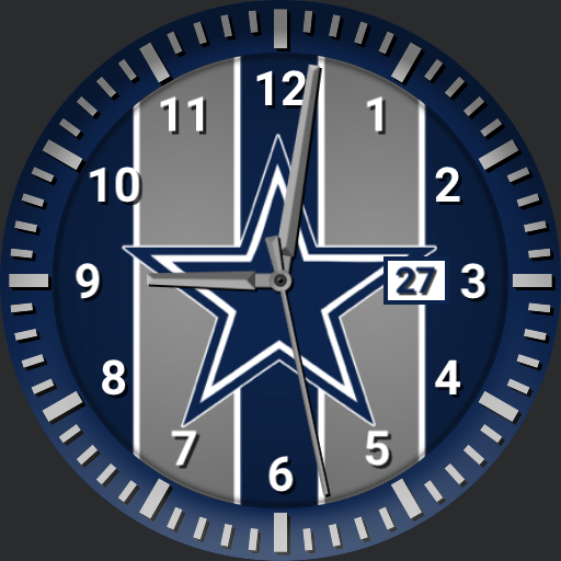 Dallas Cowboys For Fossil Q