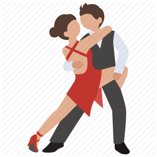 Ballroom, Competition, Couple, Dance, Dancing, Salsa, Samba Icon