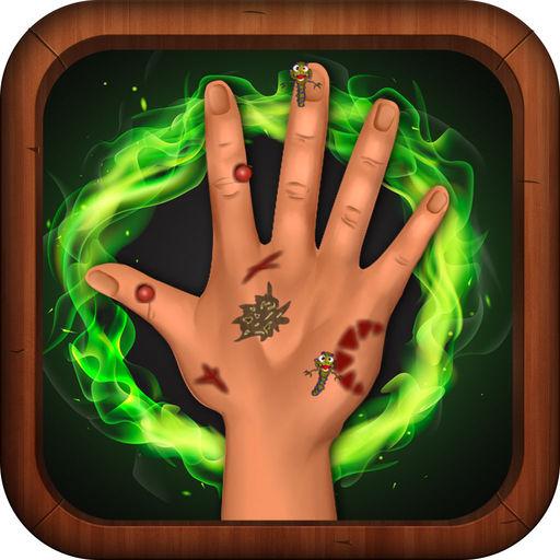 Nail Doctor Game For Kids Danny Phantom Version