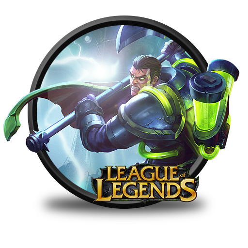 Darius Bioforge Icon League Of Legends Iconset