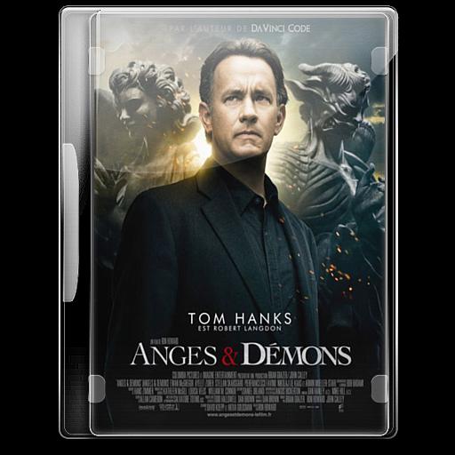 Angels And Demons Icon English Movie Iconset Danzakuduro