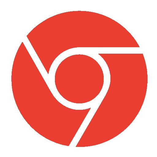 Chrome, Red Icon