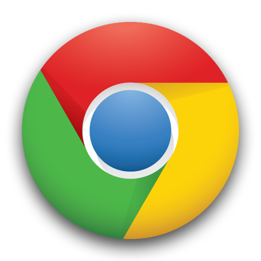 Collection Of Chrome Icons Free Download
