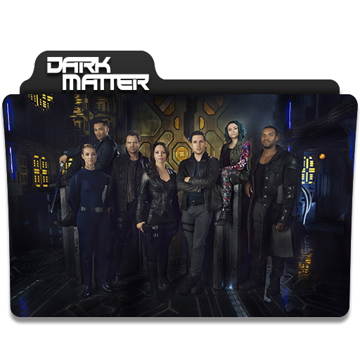 Dark Matter Series Folder