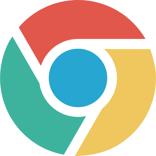 Chrome, Google, Brands And Logotypes, Browser, Logo, Windows Icon
