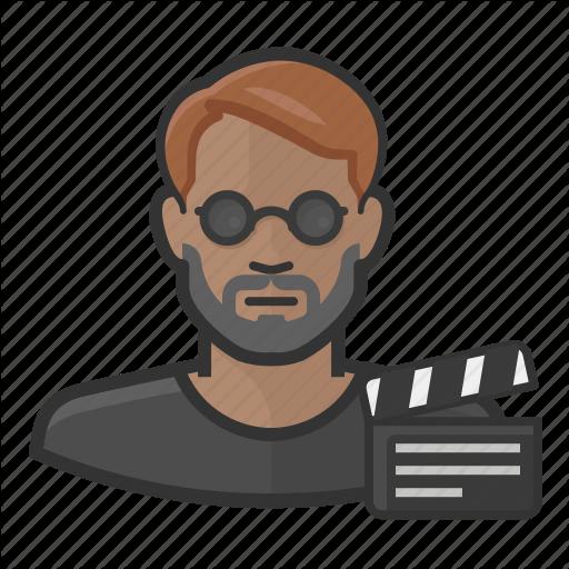 Cinema, Dark, Director, Man, Movie, Skn