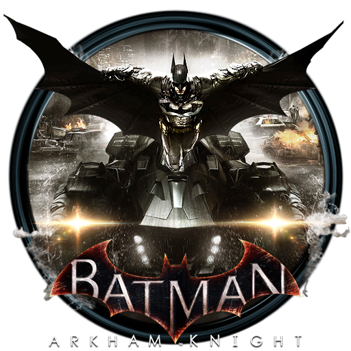 Download Free Batman Arkham Knight Transparent Background