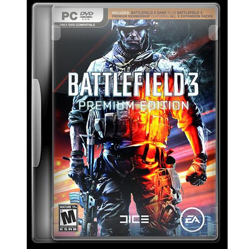 Battlefield Premium Edition Icon