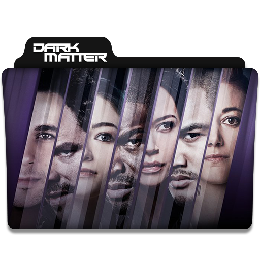 Dark Matter Tv Series Folder Icon