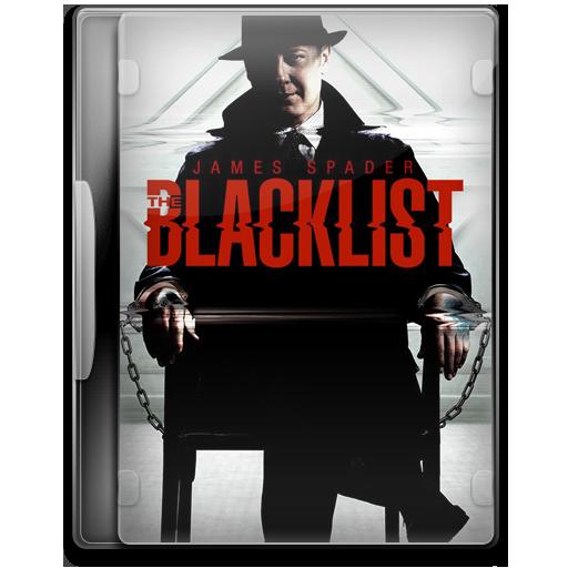 The Blacklist Icon Tv Show Mega Pack Iconset