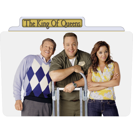 The King Of Queens Icon Tv Movie Folder Iconset Aaron Sinuhe