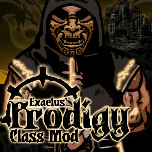 Exaelus' Prodigy Class Mod