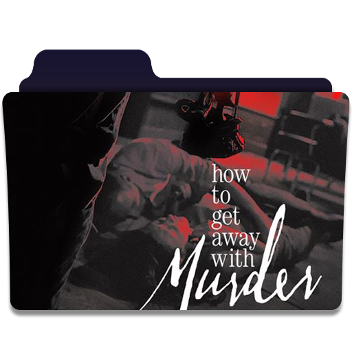 How To Get Away With Murder Folder Icon