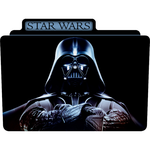 Star Wars Icon Tv Movie Folder Iconset Aaron Sinuhe