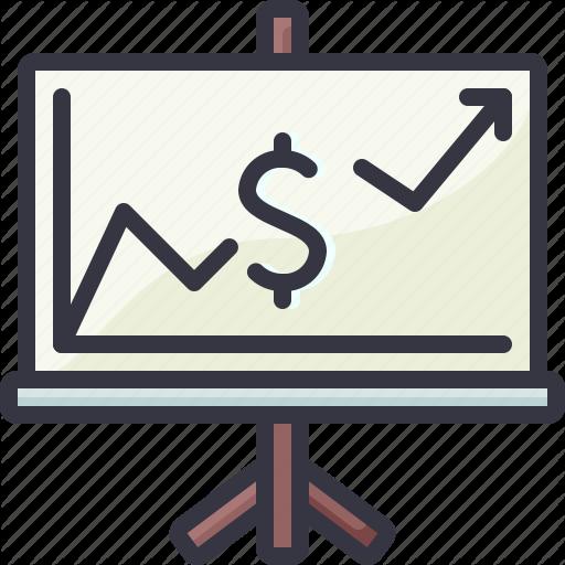 Board, Dash, Graph, Presentation, Statistic Icon